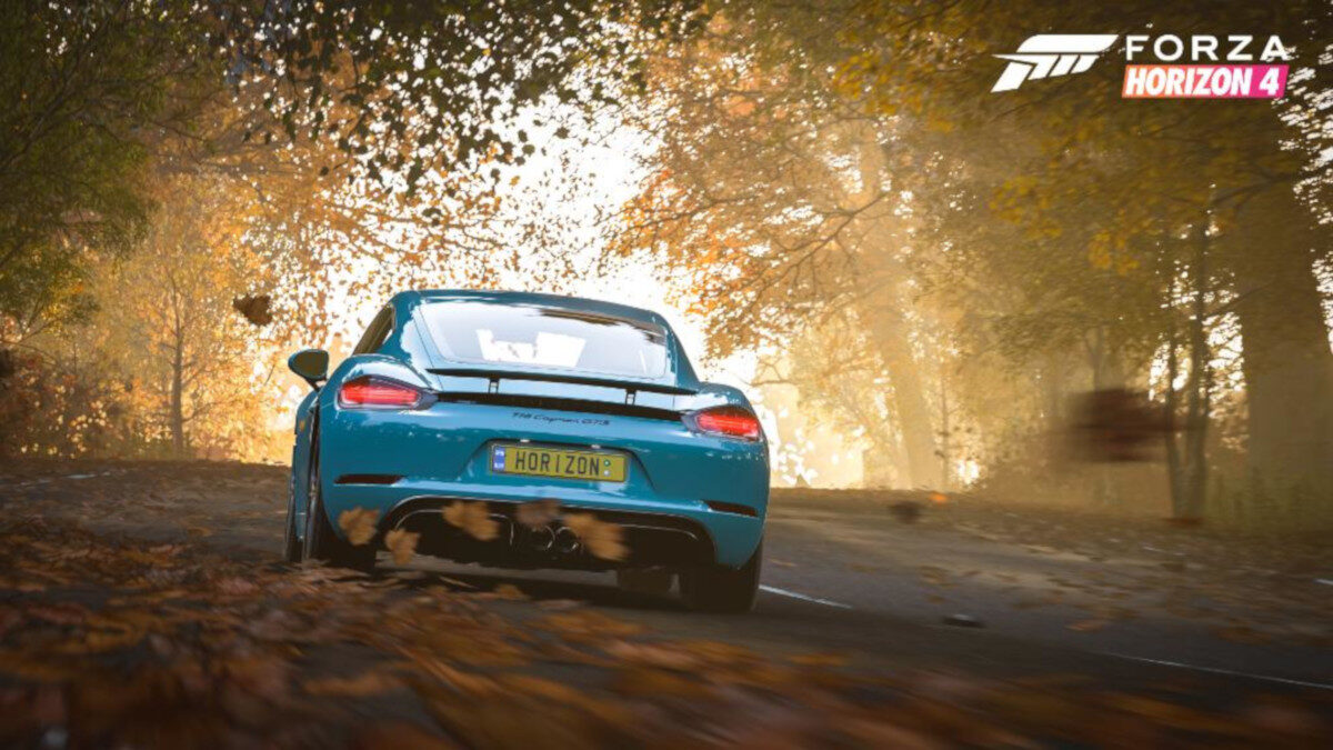 Forza Horizon 4 Series 26 cars teased (none of them is a Porsche btw)