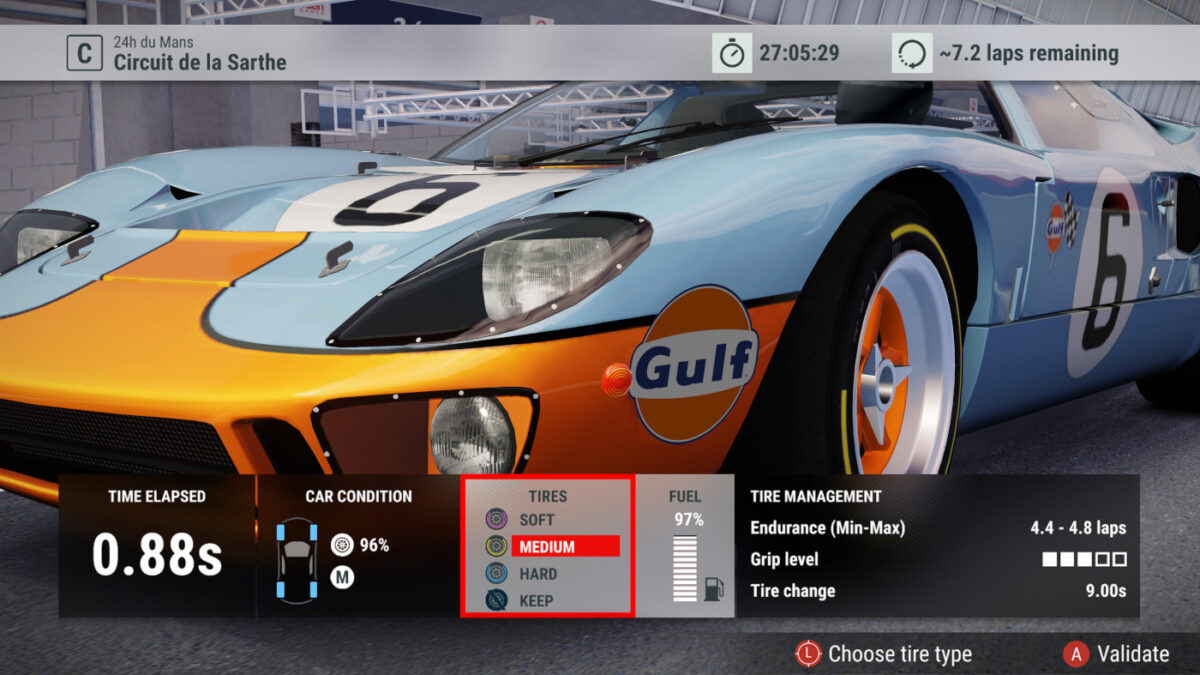 You'll need to start thinking about race strategy in Gear.Club Unlimited 2 - Tracks Edition