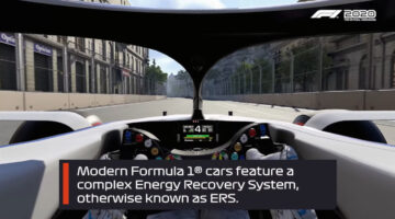How to use ERS in F1 2020