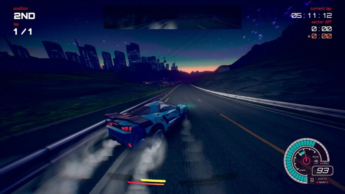 The Inertial Drift Game Modes and Animated Intro Revealed
