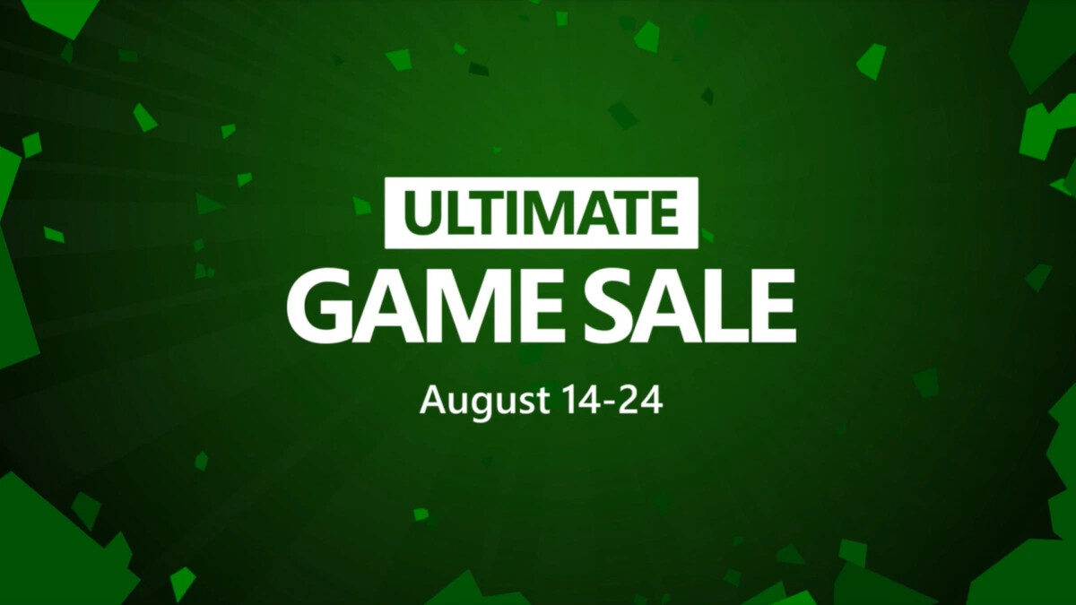 The Microsoft Ultimate Game Sale Includes Racing Titles during August 2020