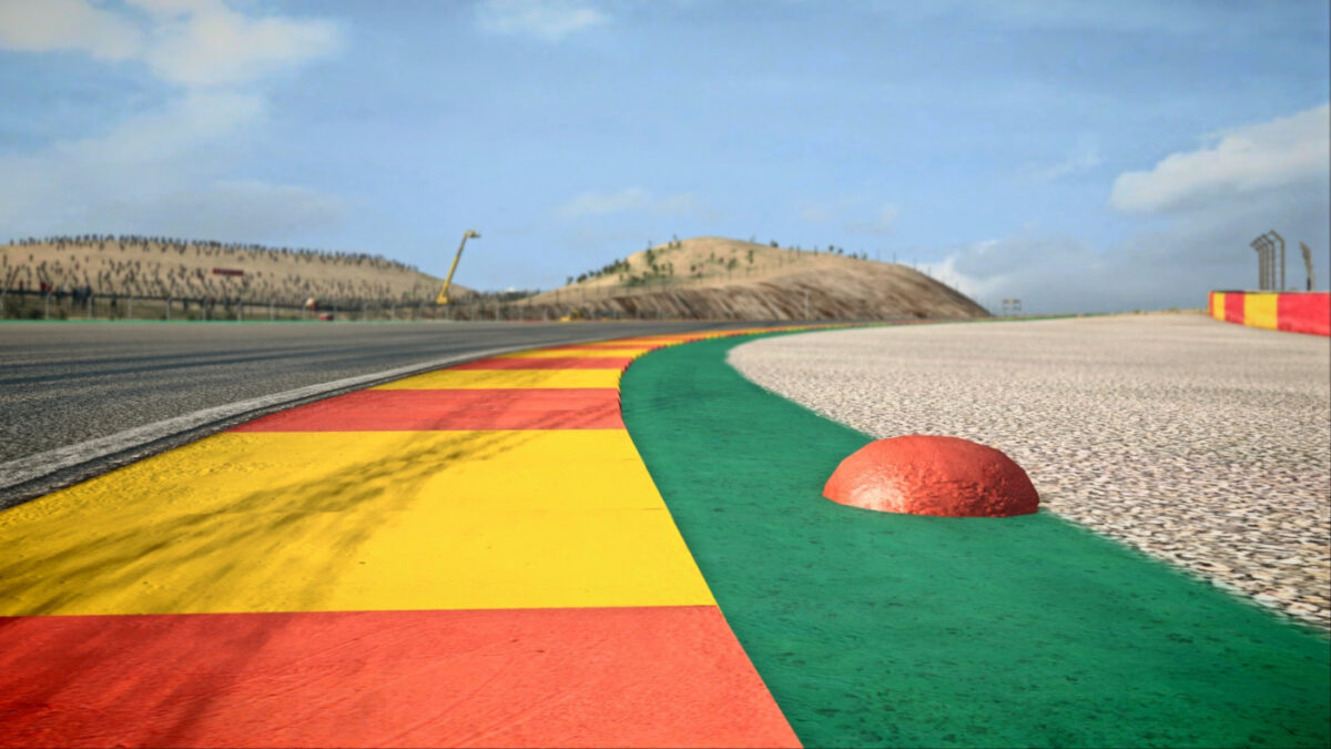 The weather, and racing, is normall pretty hot at Motorland Aragon