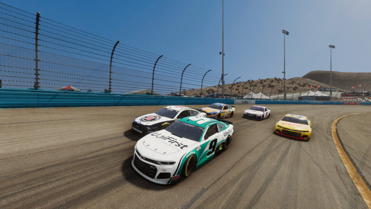 The NASCAR Heat 5 July DLC Pack adds new liveries with 51 paint schemes included