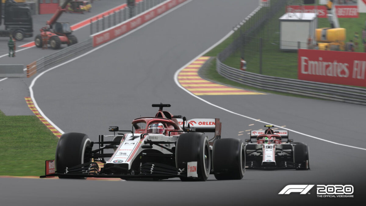 Next F1 2020 Patch Brings New Livery Updates