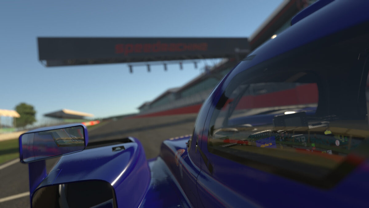 Are you excited by the iRacing Dallara P217 LMP2 in-game preview pictures