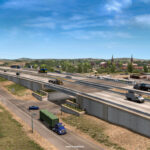 Check out the American Truck Simulator Colorado DLC previewed with new screenshots