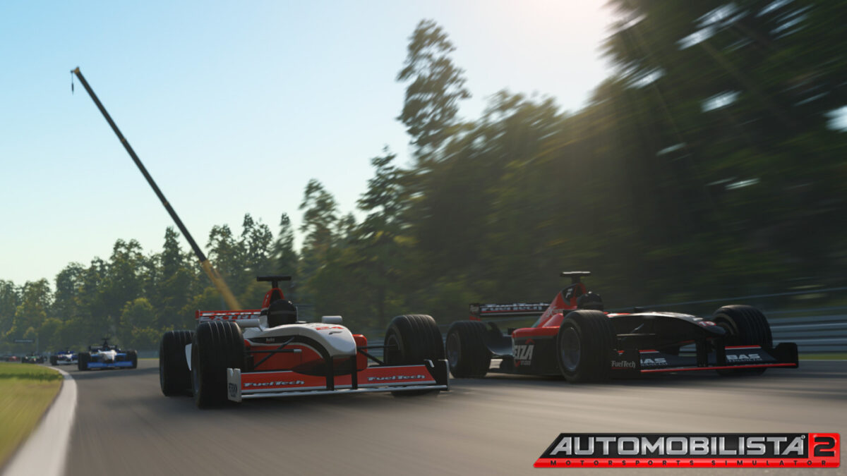 Automobilista 2 Update V1.0.2.7 Released