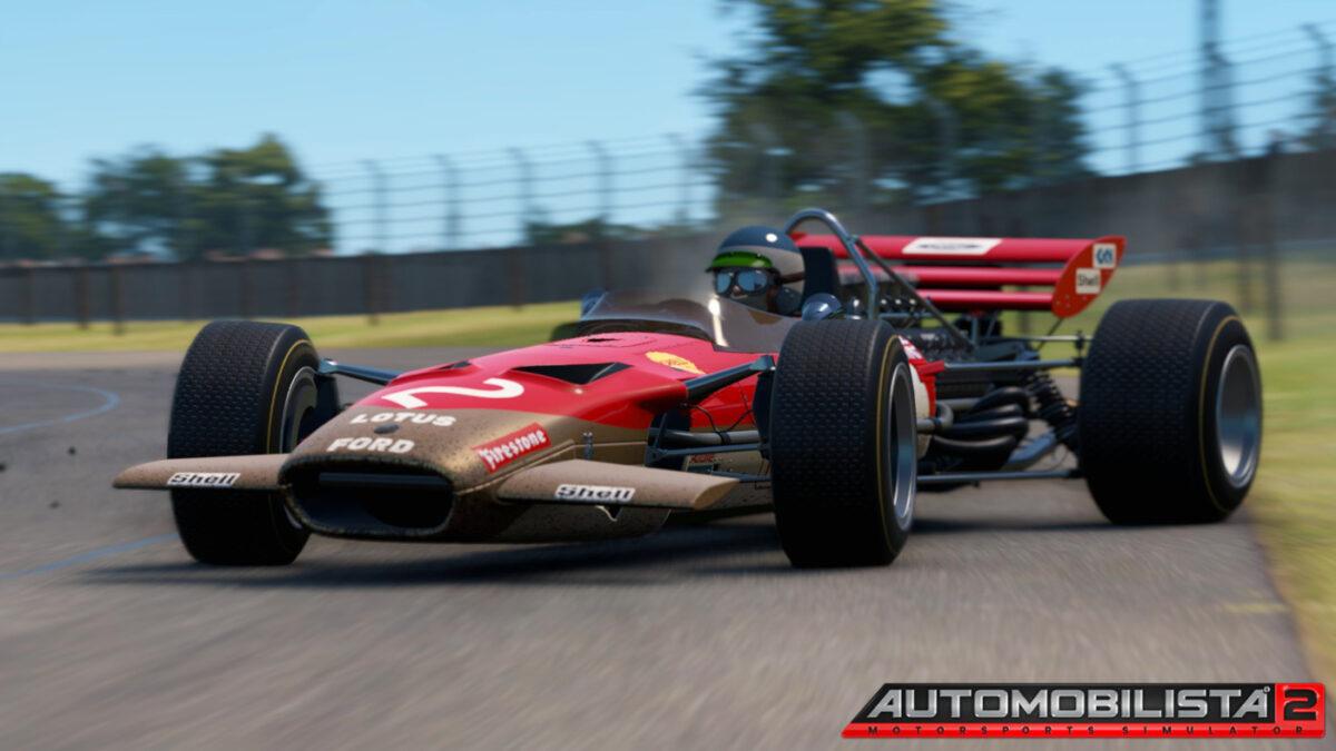 Automobilista 2 V1.0.2.0 Brings Free Cars and Silverstone DLC