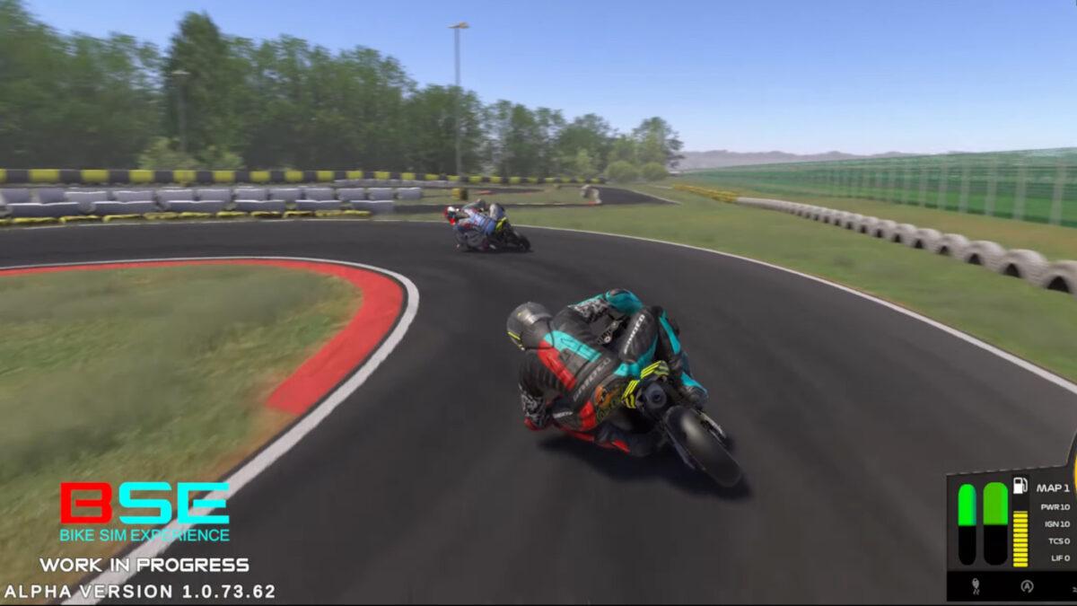 Bike Sim Experience Video Shows The Mini GP Bikes