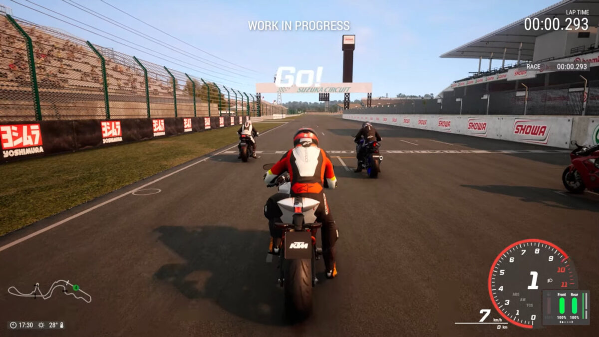 You can now enjoy the first RIDE 4 gameplay video available to watch below