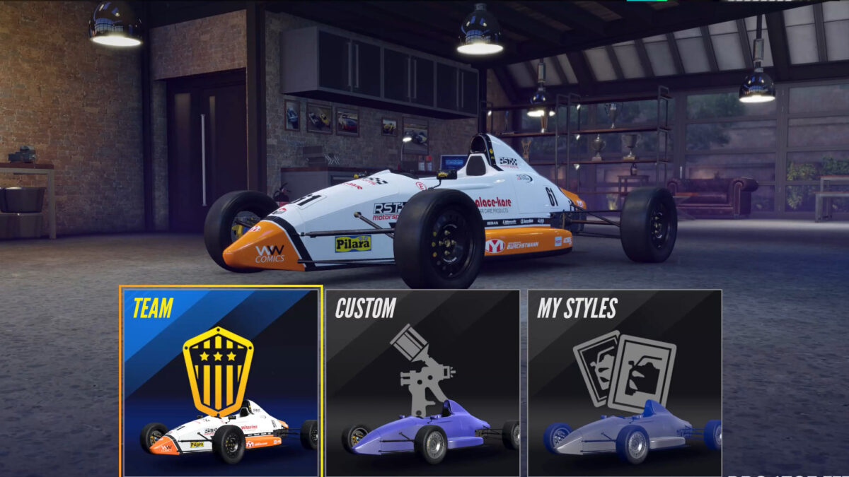 See the Project CARS 3 Livery Editor revealed in a short video