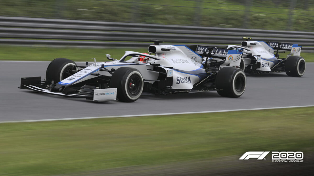 Will the updates help Williams? At least they'll look current...