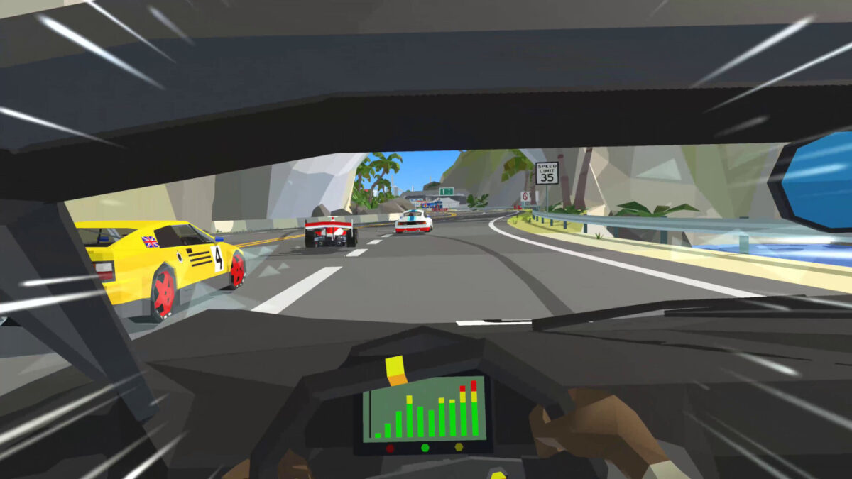 Hotshot Racing could be the perfect break from more serious virtual motorsport
