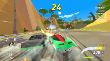 Hotshot Racing Is Out Now for PC And Consoles