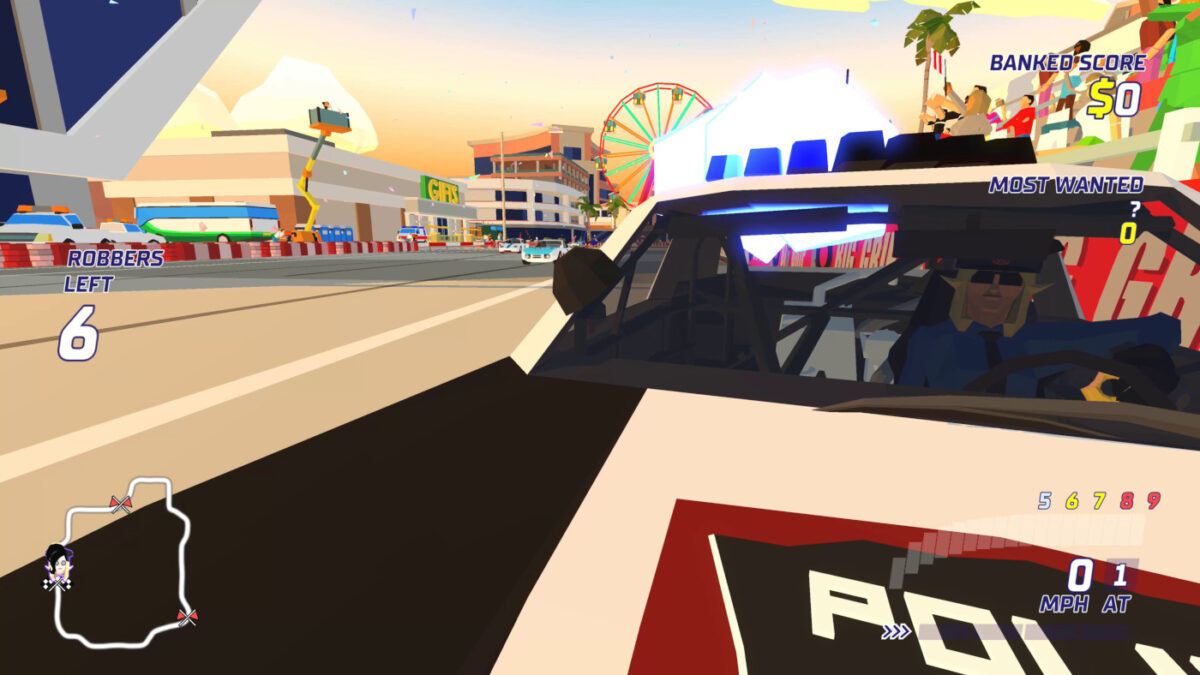 Multiplayer Cops and Robbers should be hours of fun