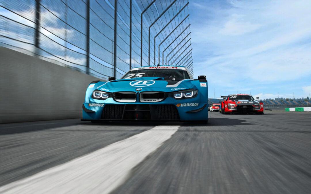 RaceRoom Update 0.9.1.6 Adds DTM 2020 Cars DLC