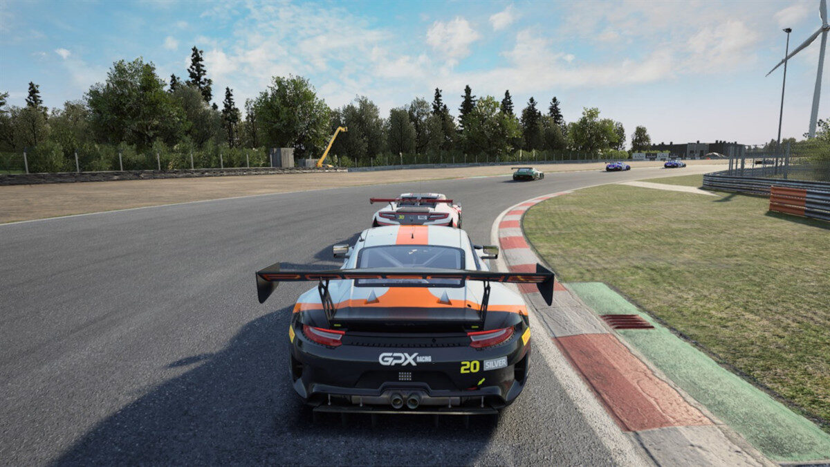 September Update For Assetto Corsa Competizione on Consoles