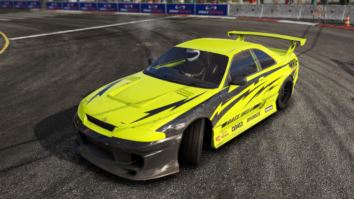 The Razor is also part of the Getawat Car Pack in Wreckfest Season 2