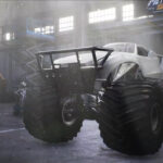 Customisation options feature in the new Monster Truck Championship content trailer