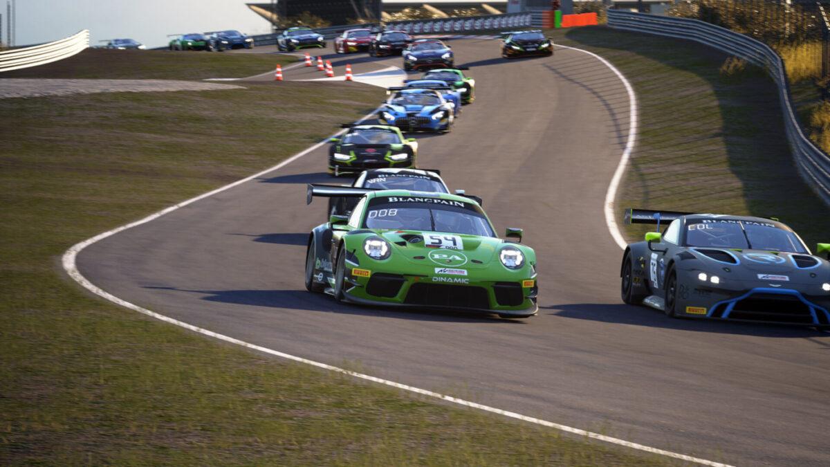 New Assetto Corsa Competizione Console Update released for PS4 and Xbox One