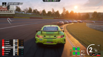 Assetto Corsa Competizione GT4 Pack and Update for Consoles