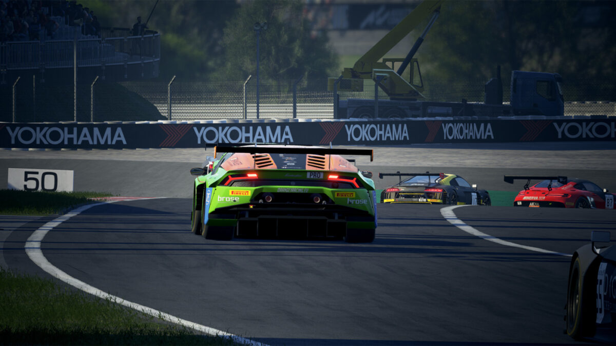 Assetto Corsa Competizione Hotfix v1.5.9 is out now