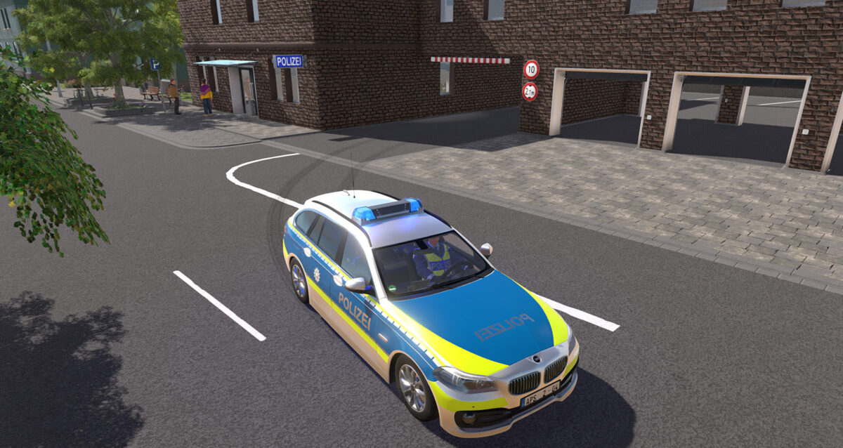 Work your way up through missions managing traffic on the Autobahns
