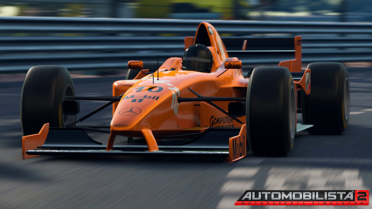 Automobilista 2 Hotfix 1.0.4.1 is available now