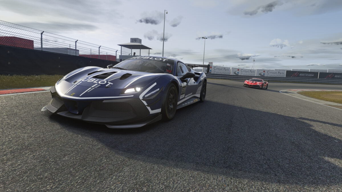 The Ferrari Hublot Esports Series Pro and Am classes will meet in the finale...