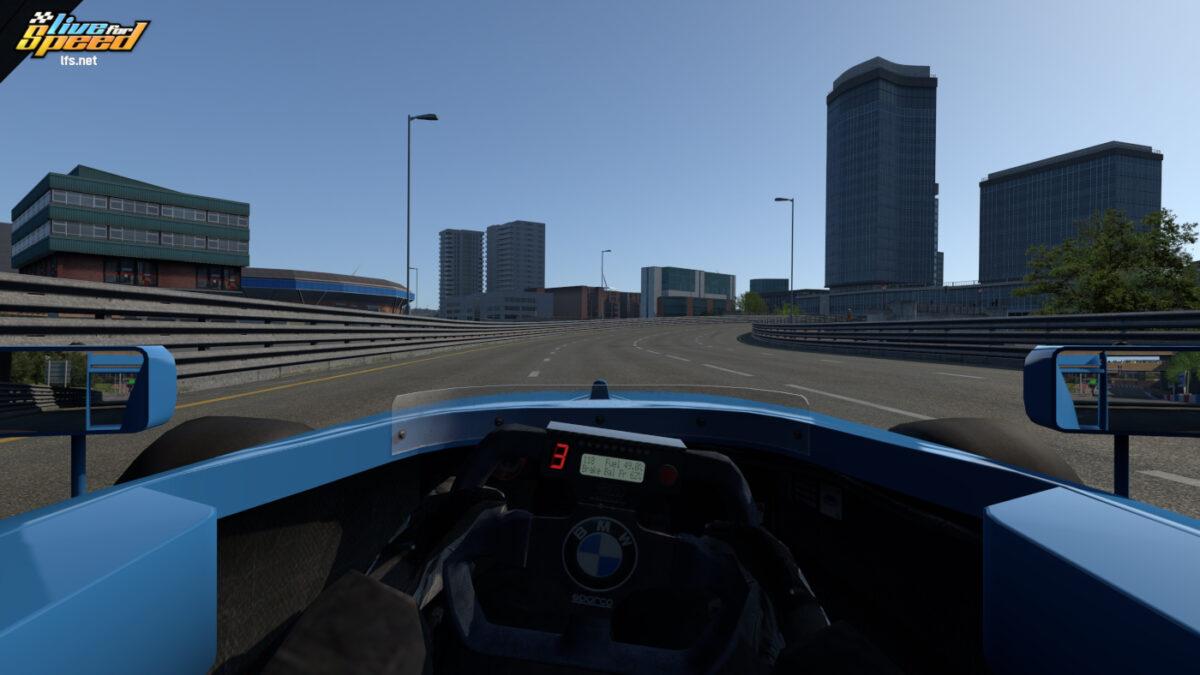 Live For Speed September 2020 Progress Report