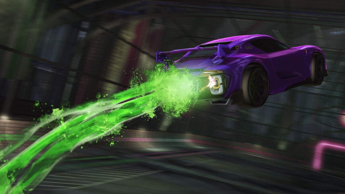 Unlock all the themed items as Rocket League Haunted Hallows 2020 begins
