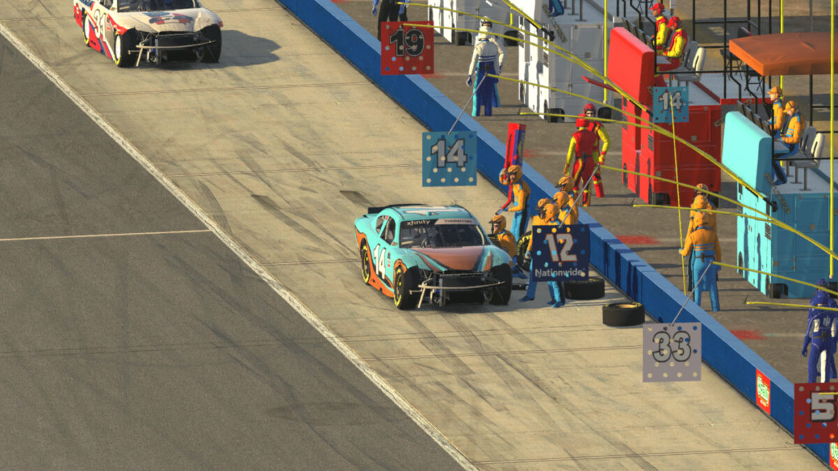 iRacing 2020 Season 4 Patch 2 deployed