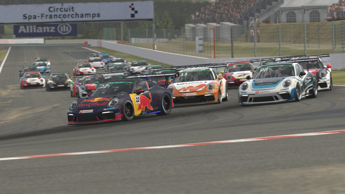 iRacing 2020 Season 4 Patch 4 Hotfix 1 is available now