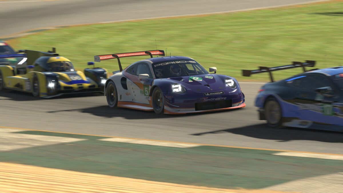 BoP changes for the GT3 and GTE cars with iRacing 2020 Season 4 Patch 4 released