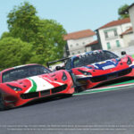rFactor 2 Hotfixes released for the Ferrari 488 GT3 and the GTE version