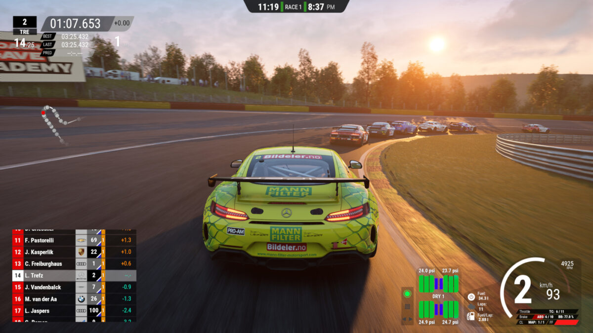 Assetto Corsa Competizione GT4 Pack and update for consoles available now