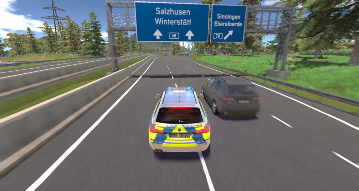 Autobahn Police Simulator 2 Launches on Xbox One