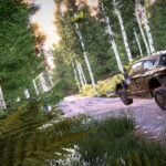 Free WRC 9 update adds Rally Finland special stages