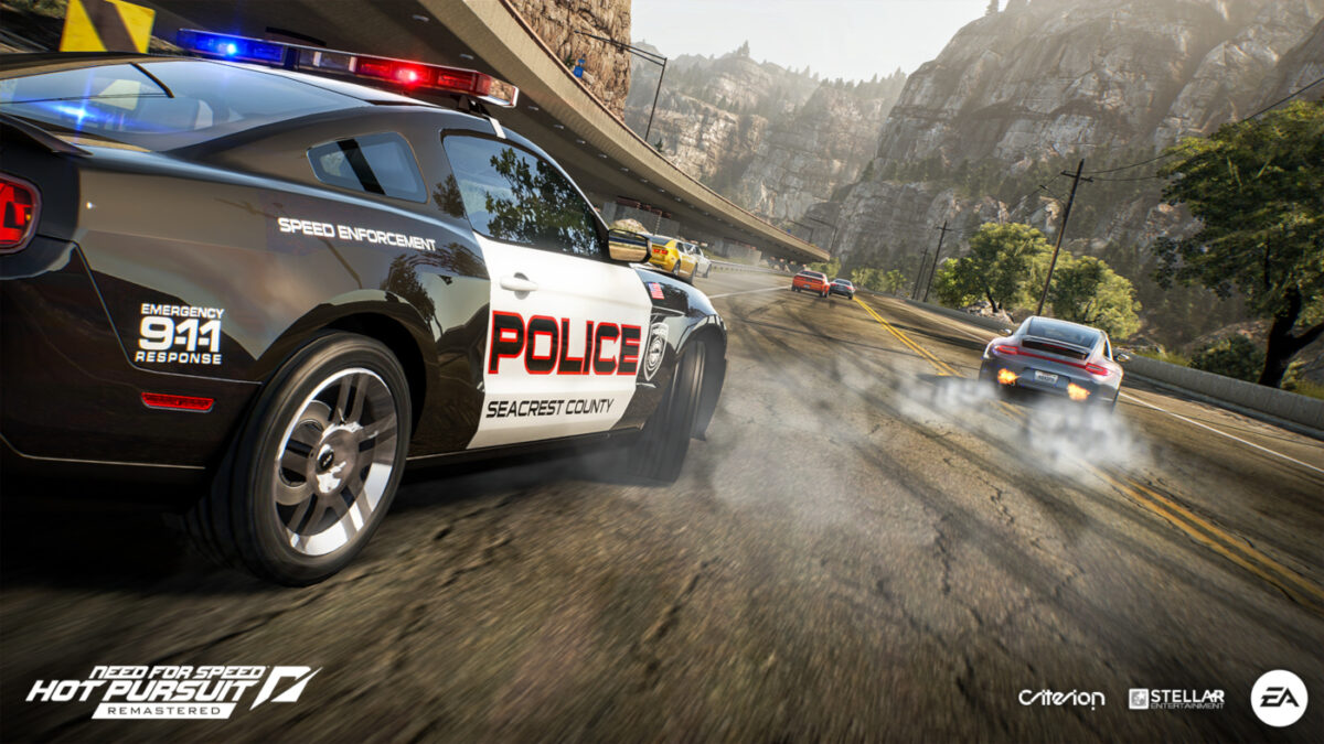 Go back to Seacrest County with Need for Speed Hot Pursuit Remastered announced...