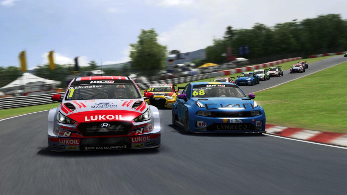 RaceRoom Update 0.9.1.8 Released