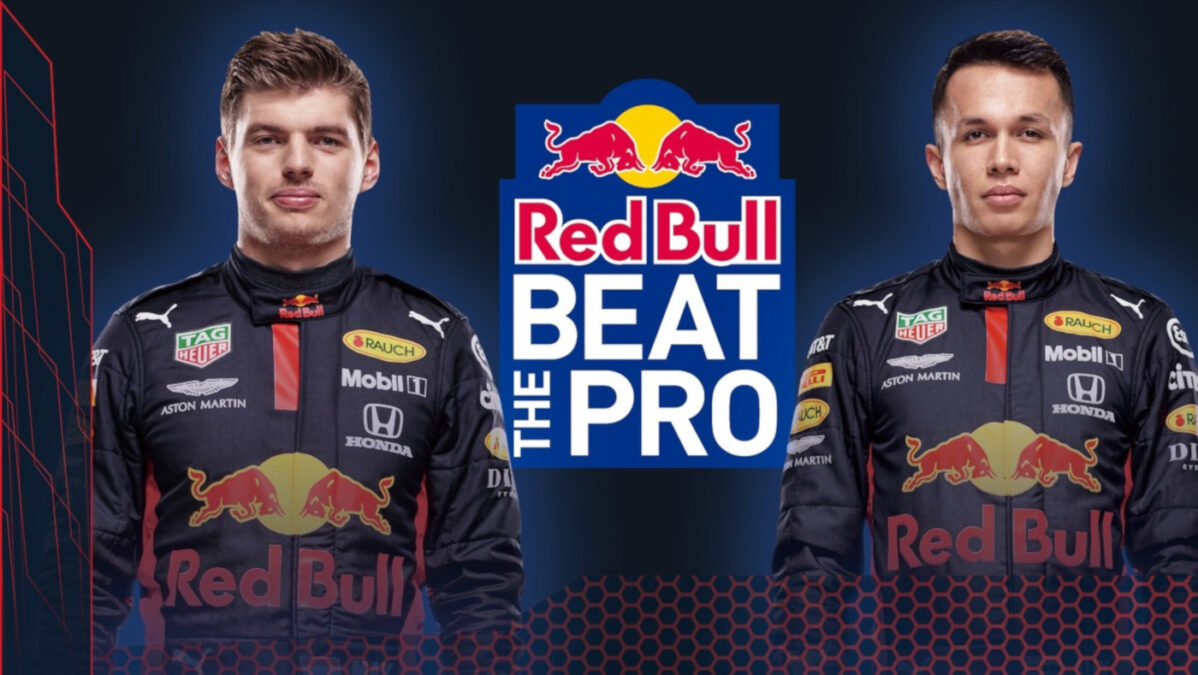 Can You Beat Verstappen And Albon On GT Sport?