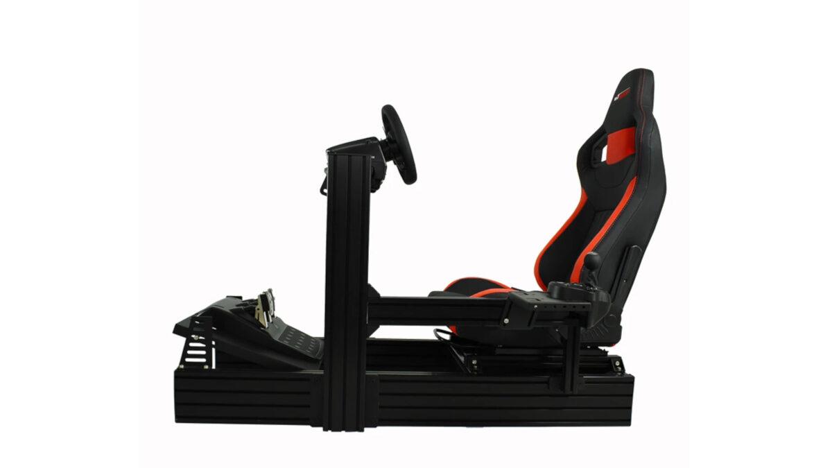 GT Omega PRIME Aluminium Sim Cockpit