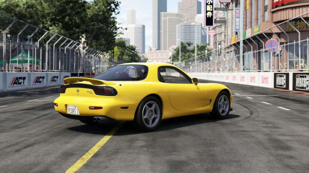Want to drive a classic Mazda RX-7 R2 in Project CARS 3?
