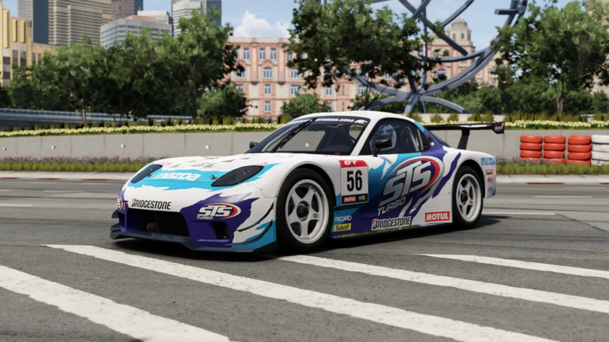 How about the race version, with the Project CARS 3 Legends Pack DLC?