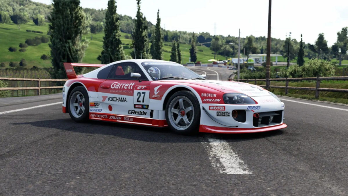 The Project CARS 3 Legends Pack DLC has the 3 road cars, and full race conversions for each one