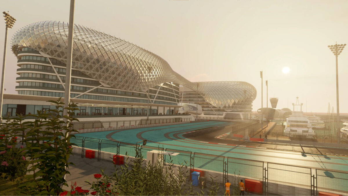 Want to race at Yas Marina in Project CARS 3? Now you can...