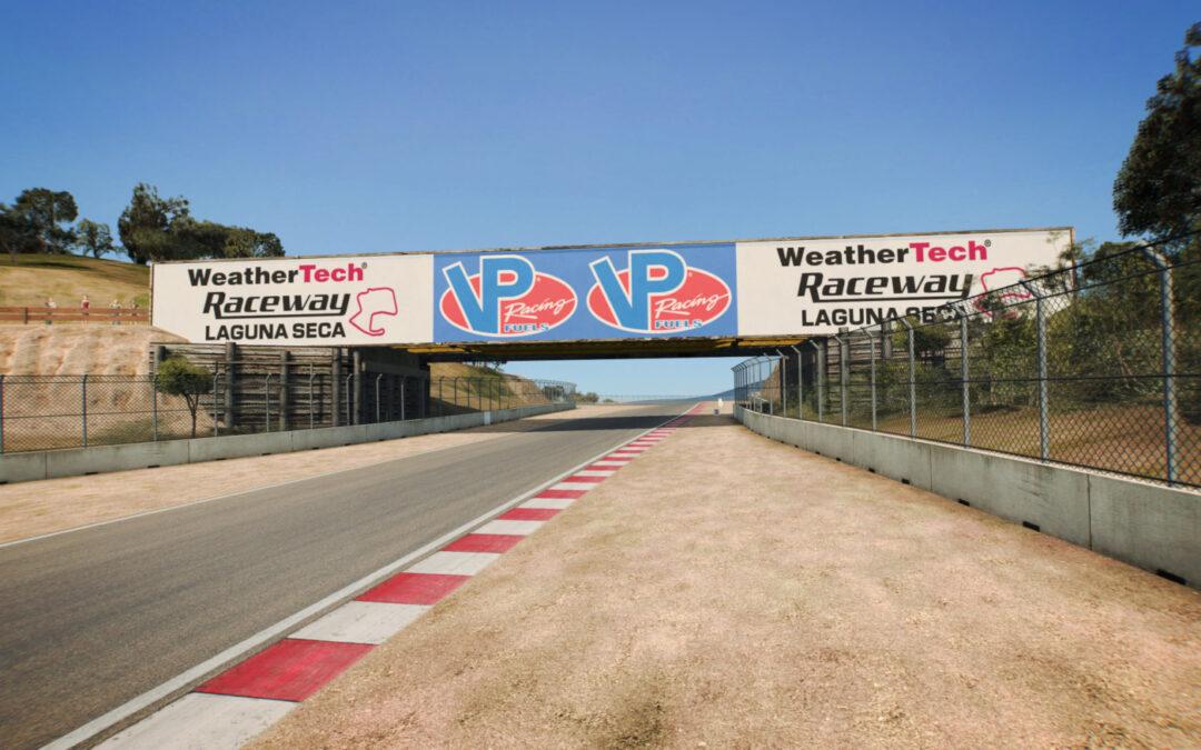 RaceRoom Update 0.9.1.11 Upgrades Laguna Seca