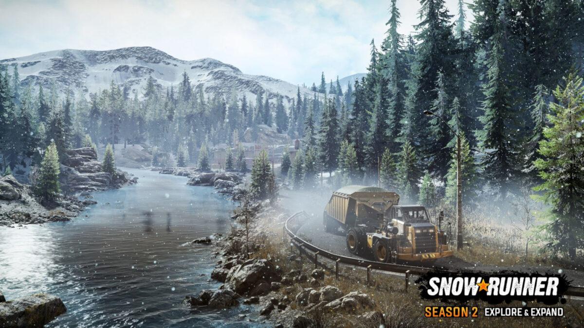Explore the Yukon with SnowRunner Season 2 Explore and Expand