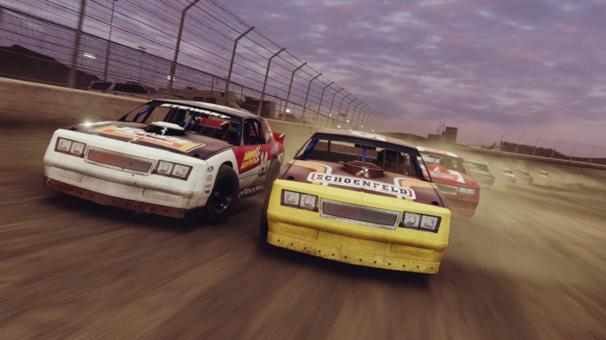 Think you can master the The Dirt Track at Las Vegas?