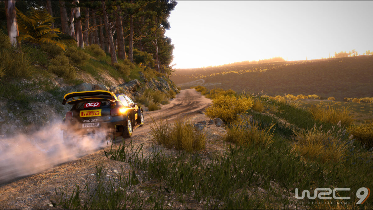 The free update will let you enjoy new challenges on the Rally de Portugal
